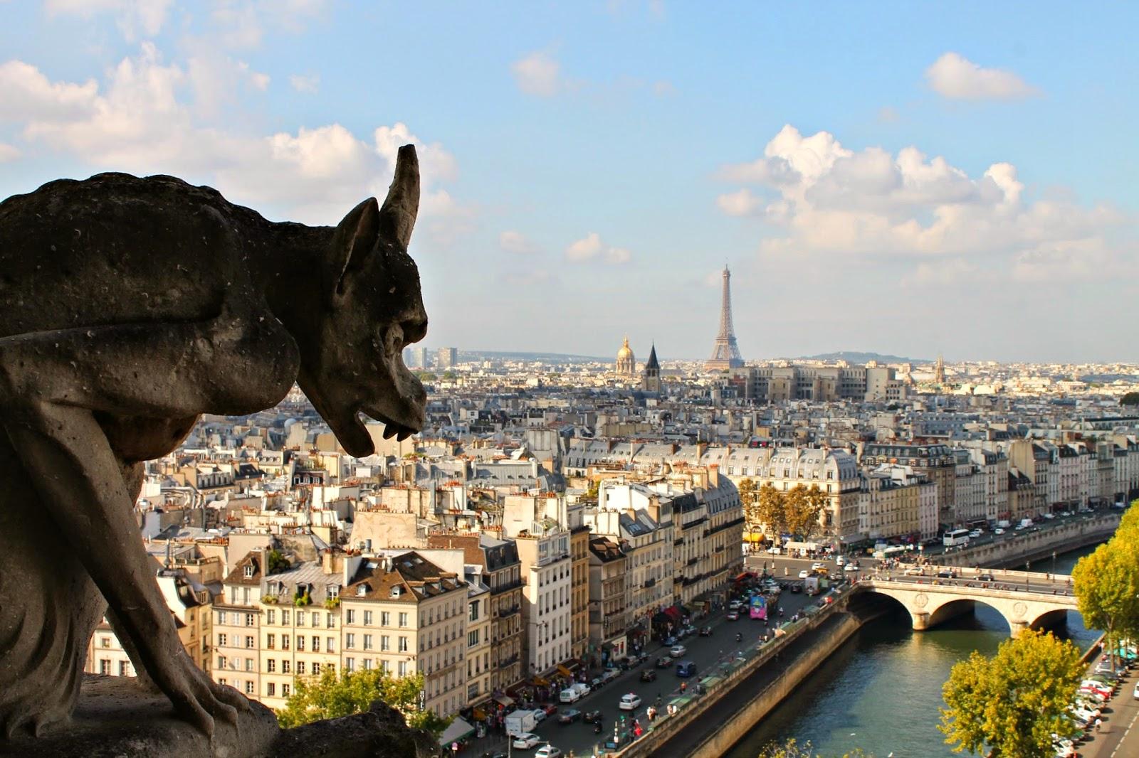 Pensieri in viaggio cinque giorni a parigi in frammenti for Parigi non turistica