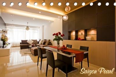 Cho thue can ho Saigon Pearl 2 phong ngu