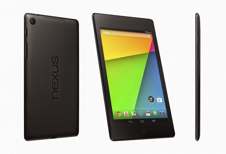 Harga Dan Spesifikasi Nexus 7 ME571KL