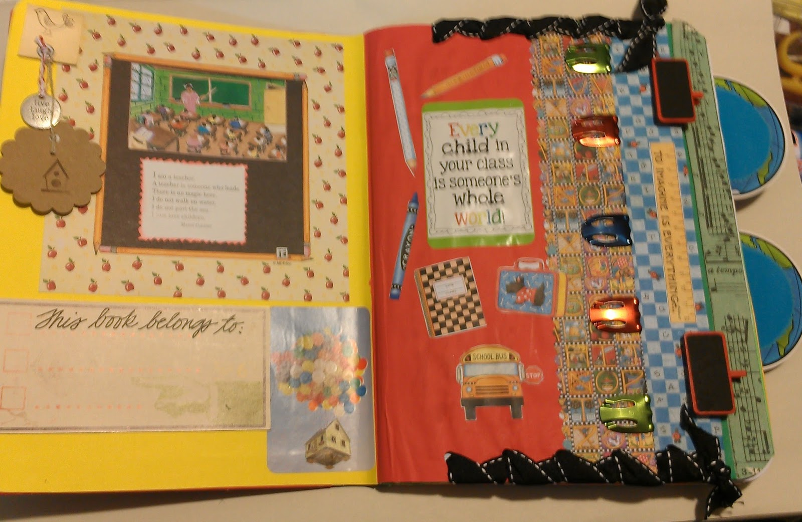 Notebook Addict Of The Week Cindy With Bonus Tutorial Notebook