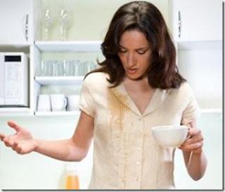 Como retirar manchas de roupas - Truques caseiros