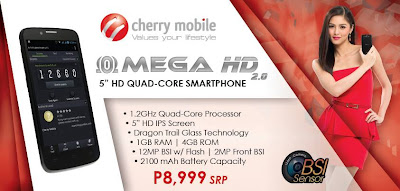 Cherry Mobile Omega HD 2.0 with kimchu