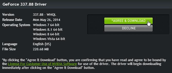 Nvidia Geforce скачать драйвер для Windows 7 64 Bit - фото 9