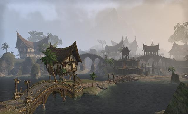 Elder Scrolls Online Mistral