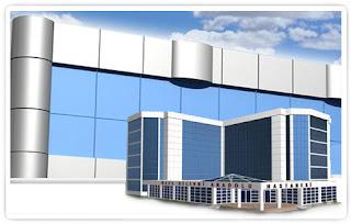 Transparan cephe, silikon cephe, compact laminant, kompozit levha giydirme sistemleri