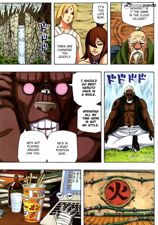 Naruto Chap 700 - Trang 11