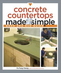 Concrete Countertops Made Simple (2008)