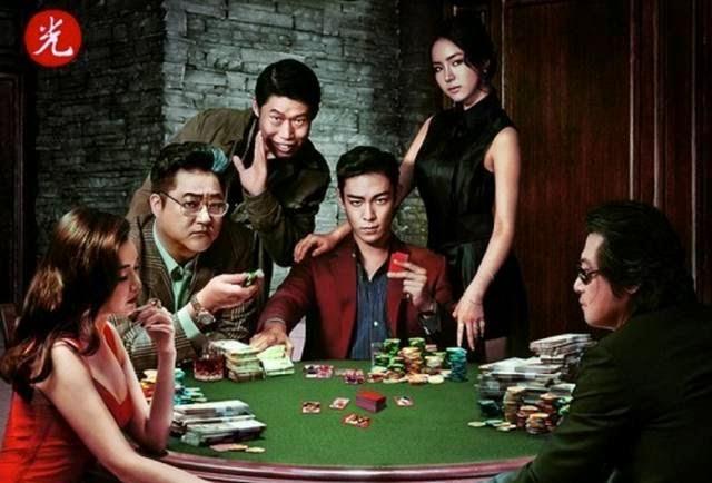 Xem phim Than Bai Sat Gai - Tazza 2 tai PhimSV.Com