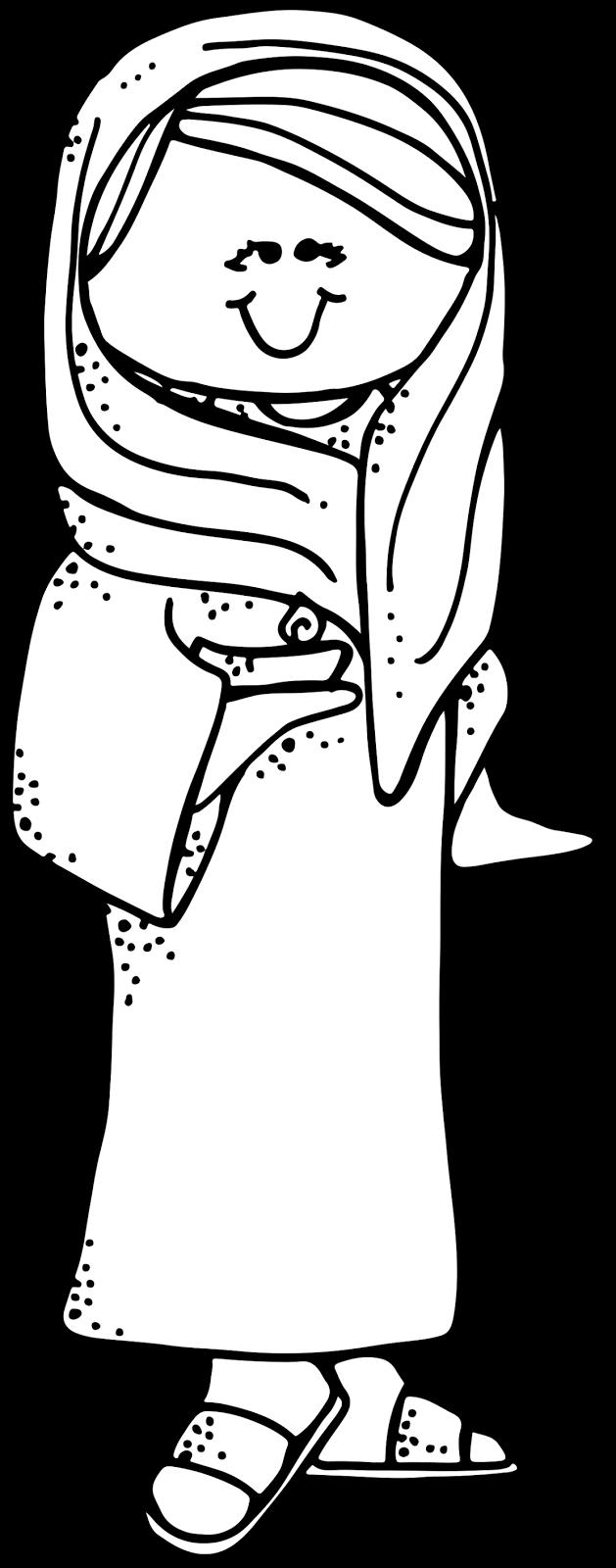 Melonheadz LDS Illustrating Virgin With Oil Lamp