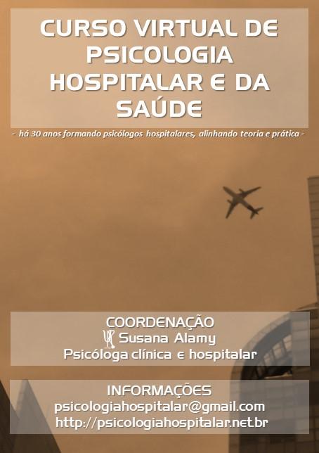 Curso Virtual de Psicologia Hospitalar e da Saúde