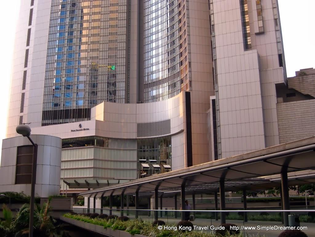 Hong kong travel blog photos videos tips www for Fourseason hotel