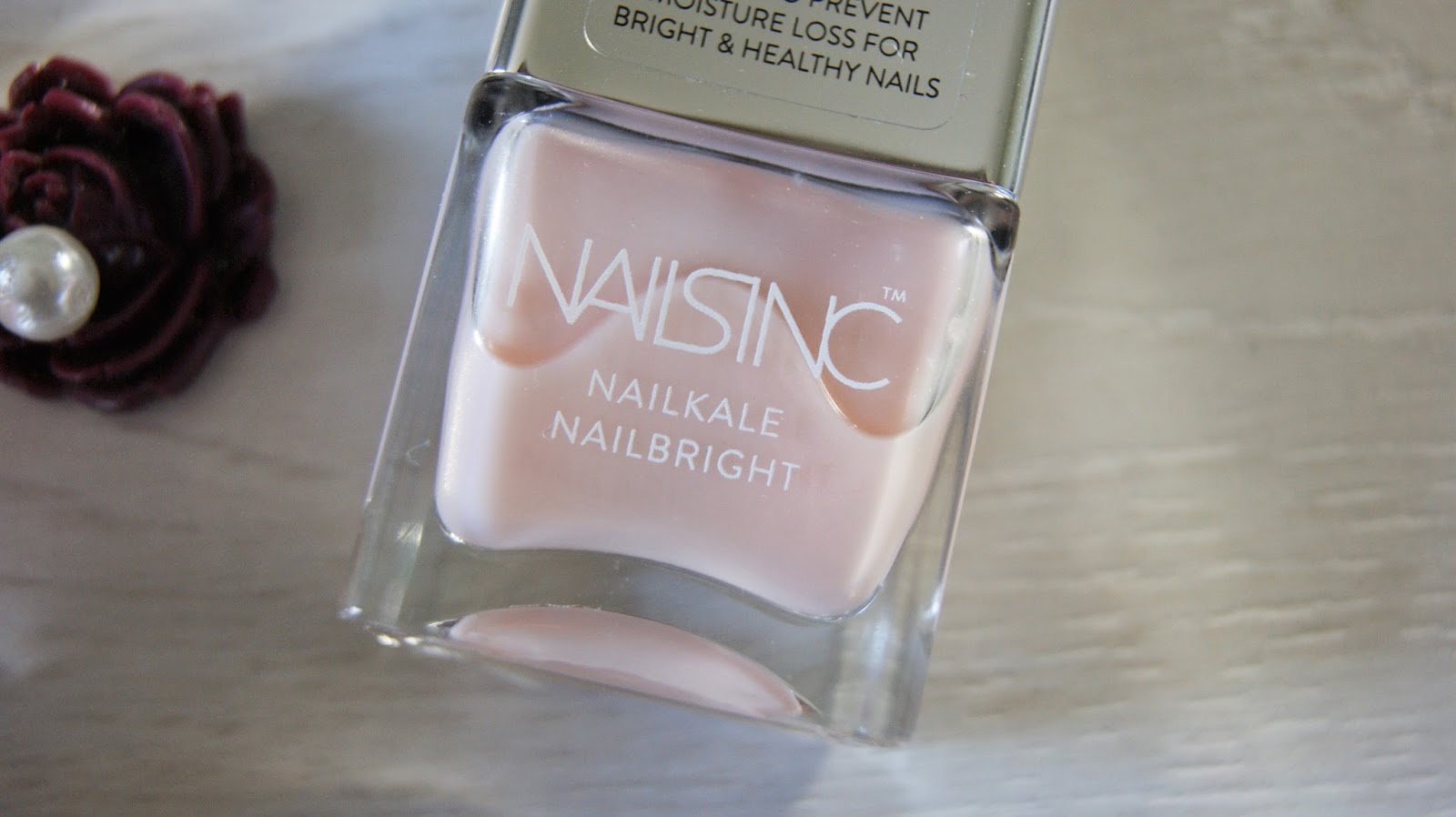 BEAUTY REVIEW: NAILS INC NAILKALE NAILBRIGHT POLISHES - A Life With ...