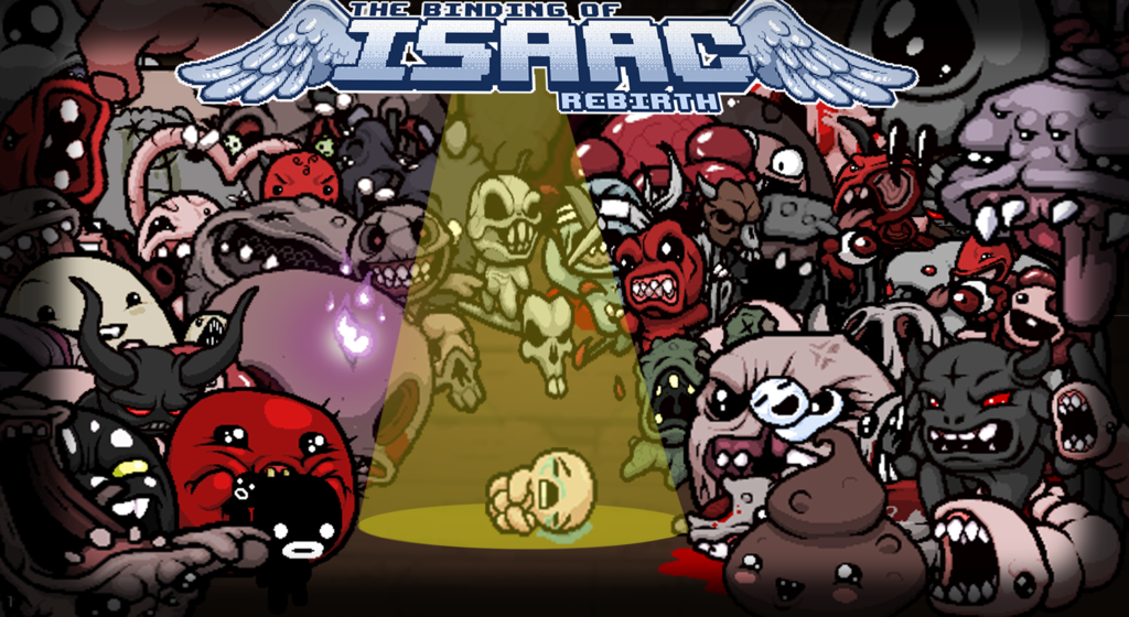 The Binding of Isaac Re-Afterbirth (ANALISÍS LOCOCHÓN) Binding_of_isaac_rebirth_wallpaper_by_j0000n1233-d884w2j
