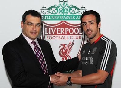 Jose Enrique Liverpool Defender 2011-2012