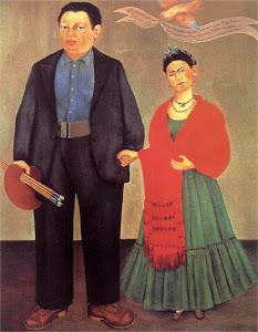 Diego y Frida.