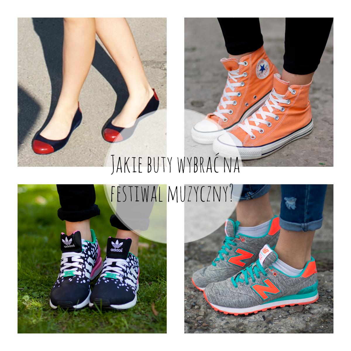 jakie buty wybrać na festiwal muzyczny?