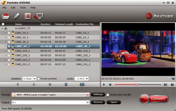 DVD Audio Converter