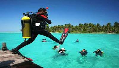 7 Tempat Penyelaman Terbaik Di Indonesia