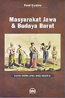 toko buku rahma: buku MASYARAKAT JAWA & BUDAYA BARAT, pengarang pardi suratno, penerbit adiwacana