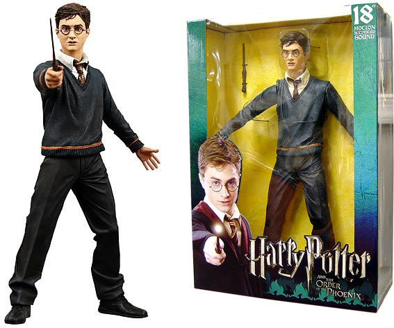 Best Harry Potter Toys And Figures : Toy harry potter toys