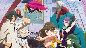 Phim Gatchaman Crowds insight