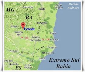 VEREDA - EXTREMO SUL - BAHIA