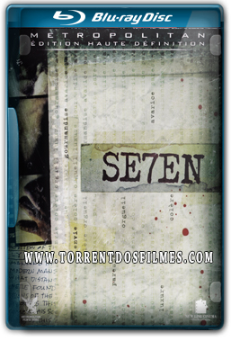 Seven – Os Sete Crimes Capitais (1995) Torrent – BluRay 1080p Dublado