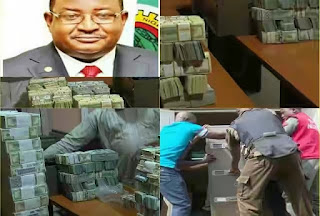How $9.7m, ‎£74,000 was found in former NNPC GMD's house -Witness