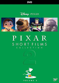 Pixar Short Films Collection 2  dvd