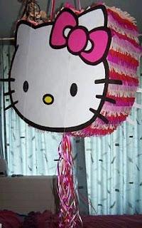 Piñatas Hello Kitty para Fiestas Infantiles