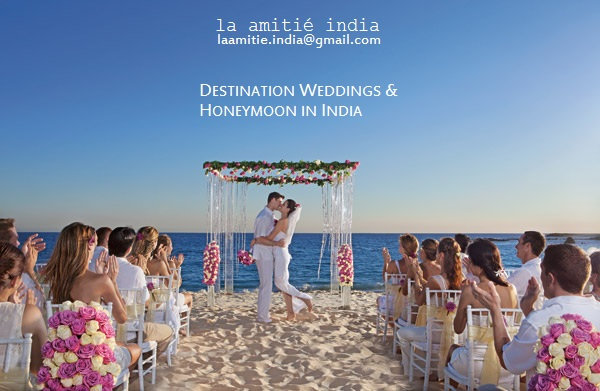 Exotic wedding destinations in india destination weddings below is the record of famed sites and settings for a destination wedding in india junglespirit Image collections