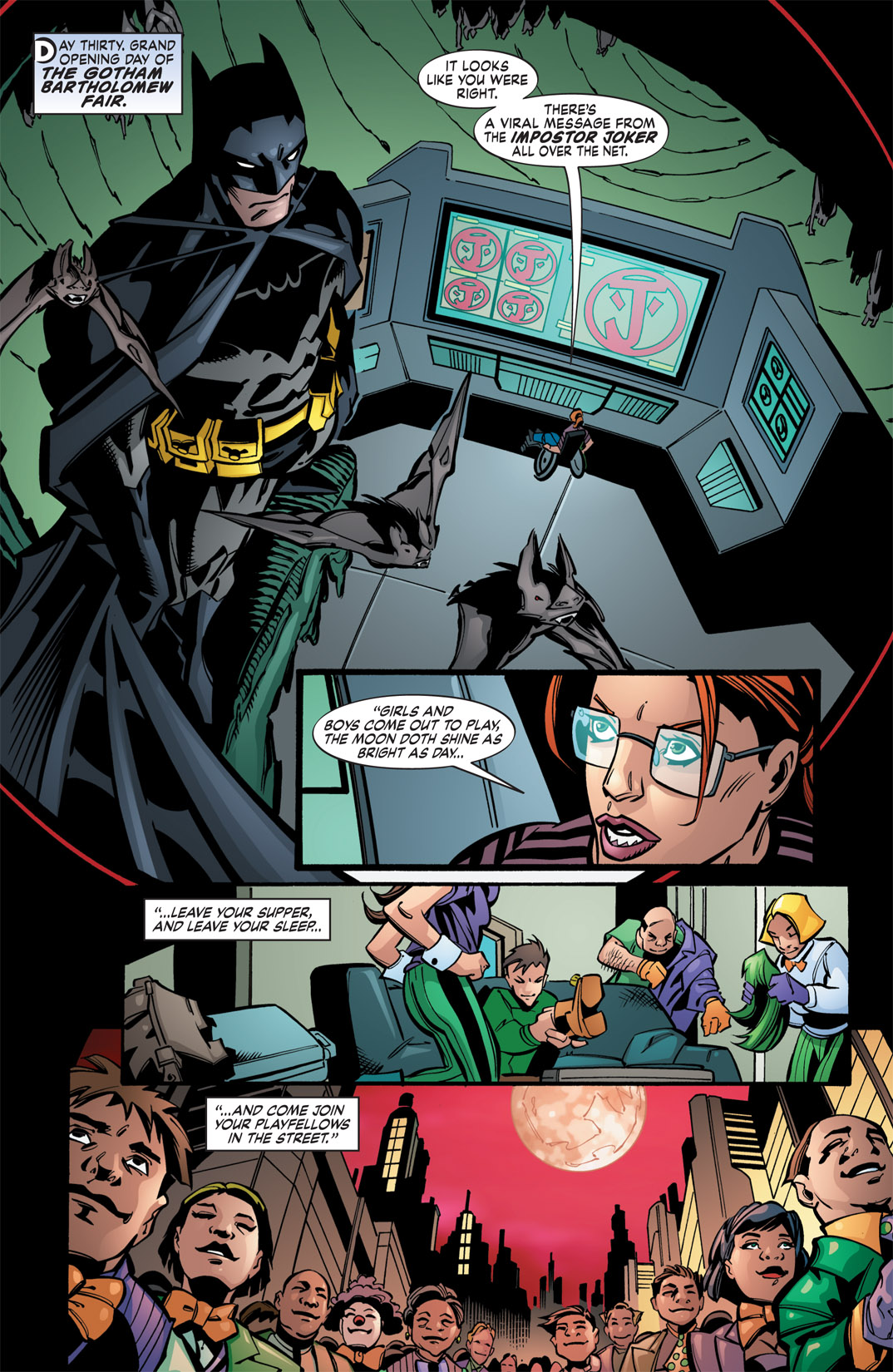 Detective Comics (1937) Issue #869 Page 20
