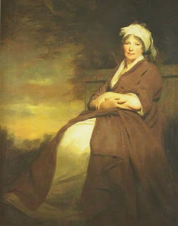 Sir Henry Raeburn painting - Anne Raeburn