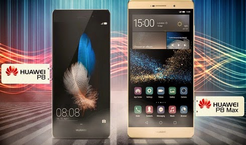 Autonomie Huawei P Lite  Cata