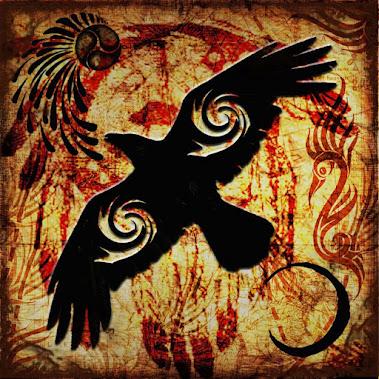 Sacred Raven