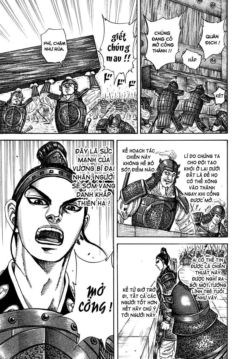 Kingdom - Vương Giả Thiên Hạ Chapter 191 page 19 - IZTruyenTranh.com