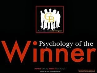 Psychology Of The Winner ppt download