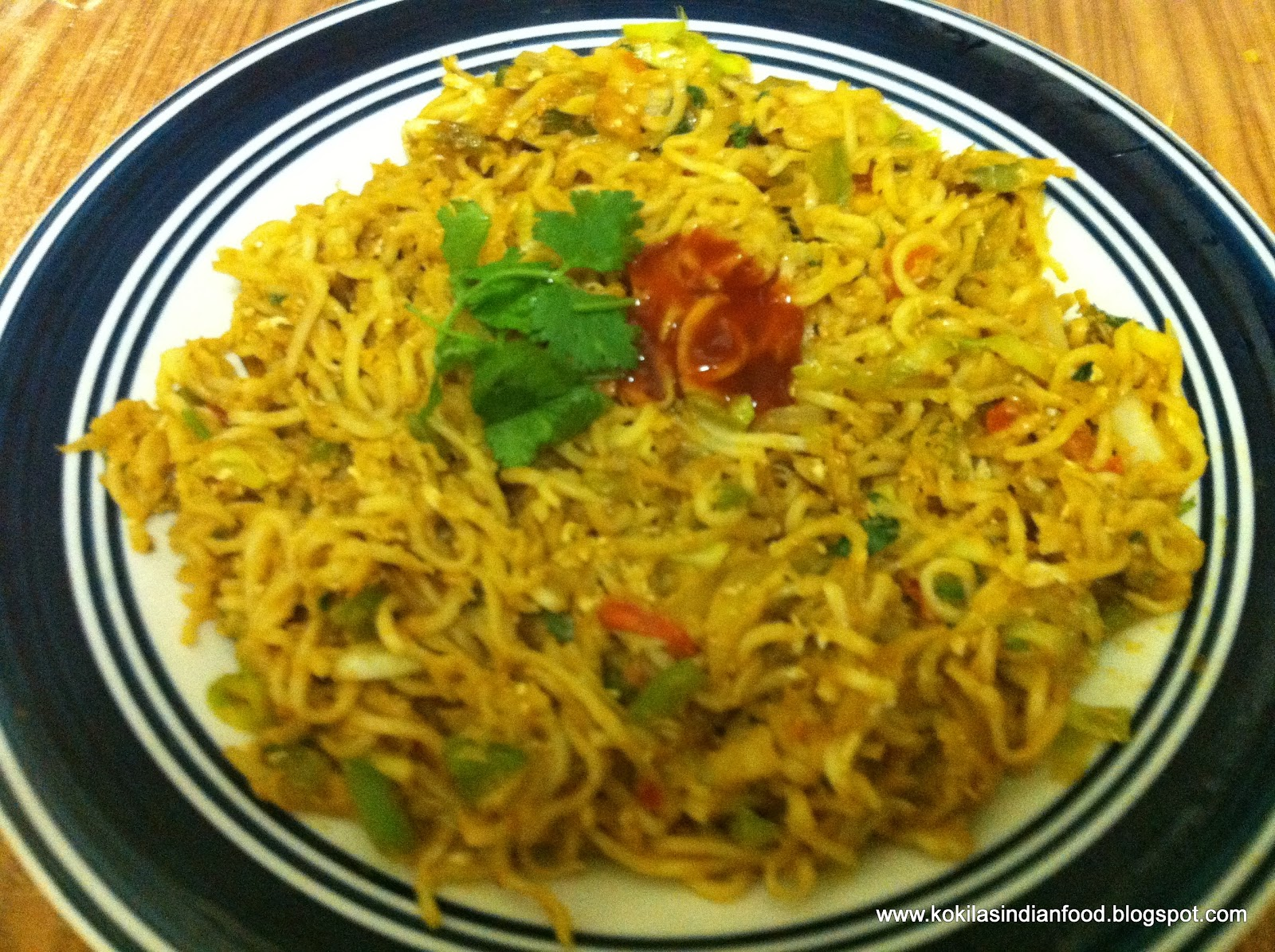 Noodles Masala Powder http://kokilasindianfood.blogspot.com/2011/10/spicy-maggi-noodles-ingredients-maggi.html