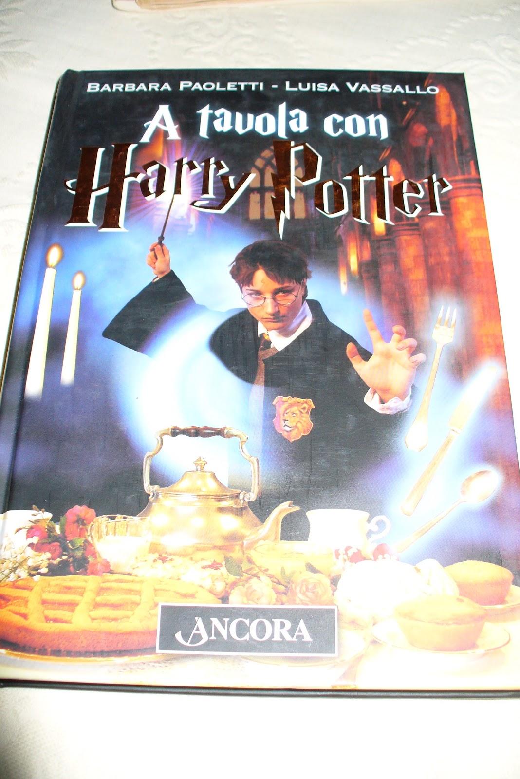 Cucinare la mia passione a tavola con harry potter - A tavola con harry potter ...
