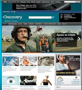 Discovery anuncia novidades para seus canais em 2013