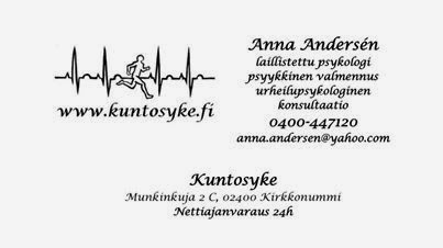 PSYKOLOGI ANNA ANDERSÉN