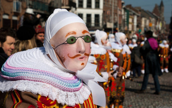 binche single women The carnival of binche is an event that takes place each year in the  lay men or women may assist the priest in  usually a single chanter recites.
