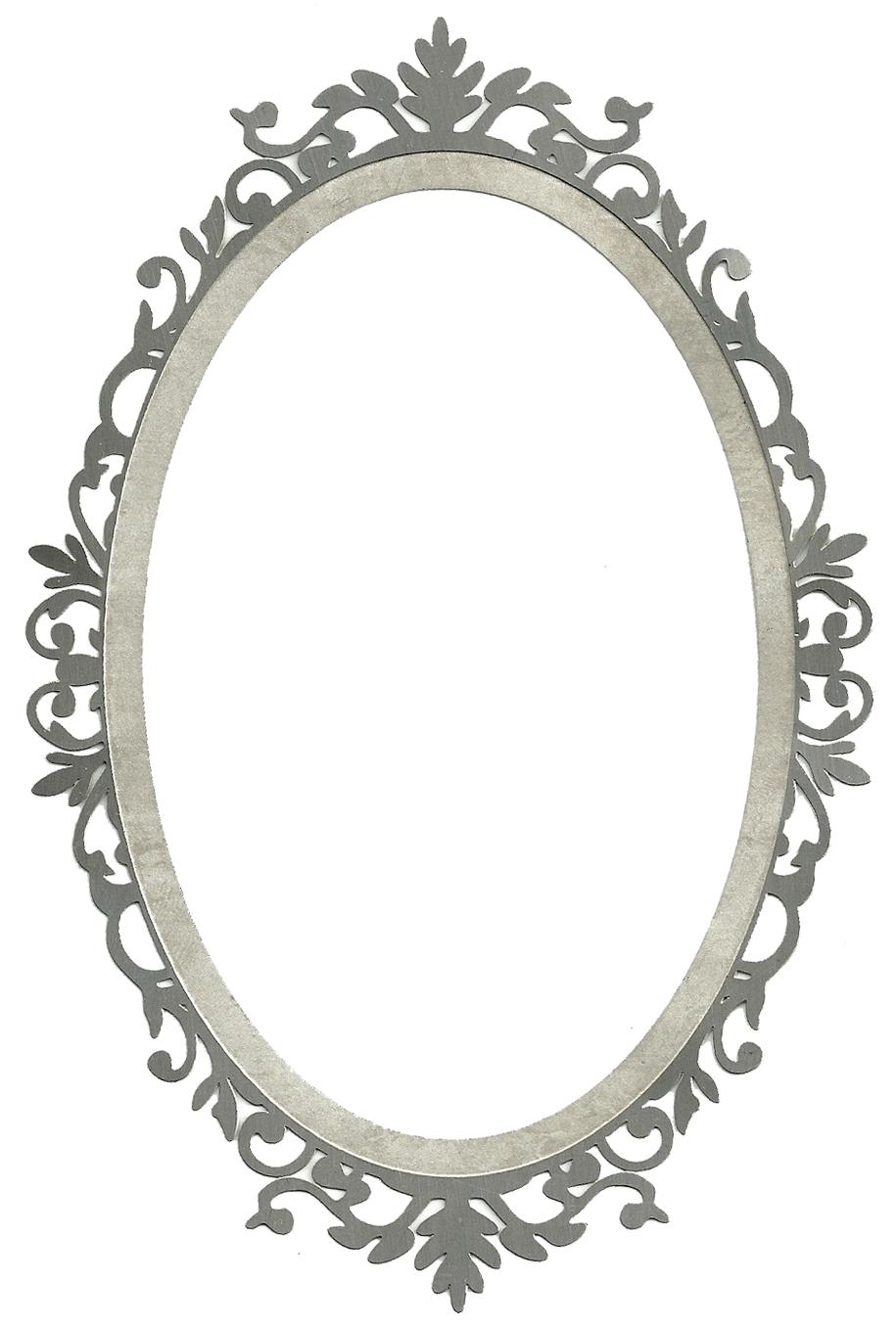 Moldura Arabesco Espelho