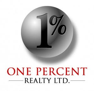 Click below for One Percent Realty Ltd. website