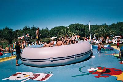 Asturias con niños: parque de agua de Gijón