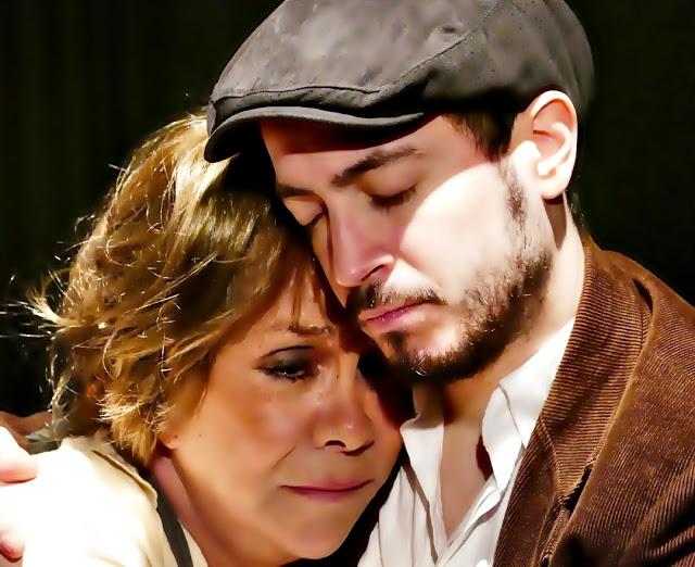 """* Virginia Lago volvió al Teatro con """"La panadera de los Poetas"""""""