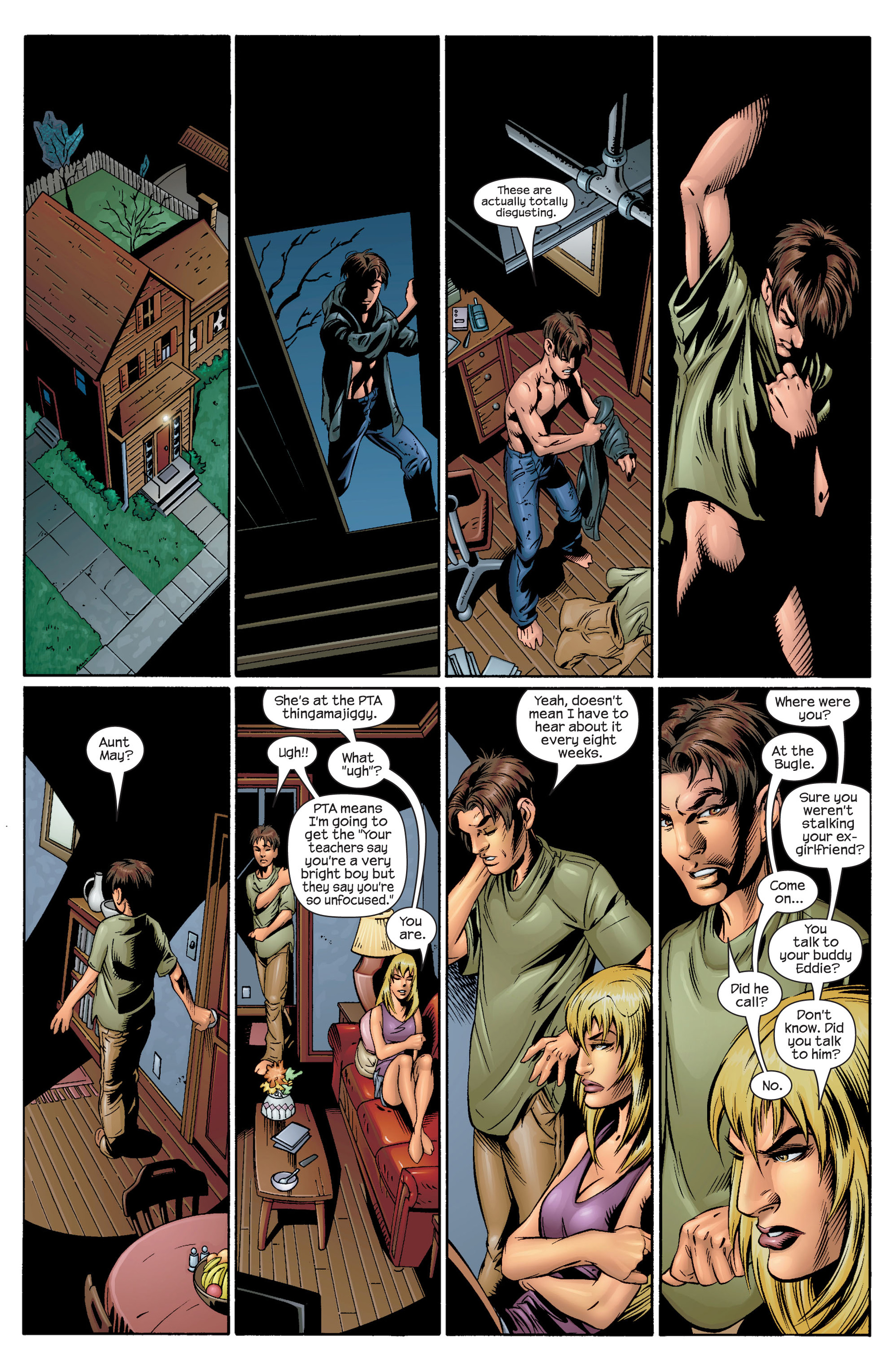 Ultimate Spider-Man (2000) Issue #36 #40 - English 18