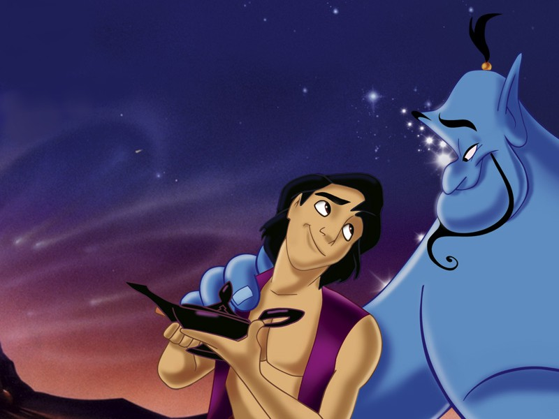 Aladdin Cartoon Photos And Wallpapers