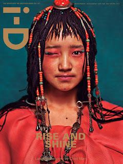 K13279425961496726_12 i-D célèbre l'Année du Dragon avec la photographe Chinoise Chen Man