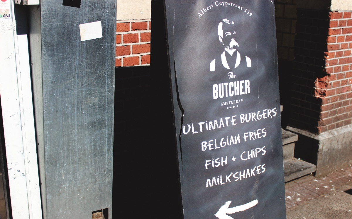 The Butcher Amsterdam